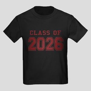 Class of 2026 (Red) T-Shirt
