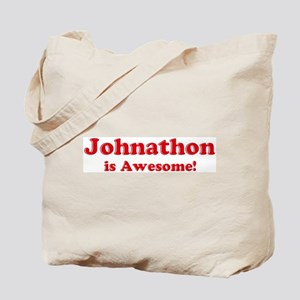 Johnathon is Awesome Tote Bag