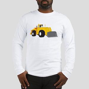 Earth Mover Long Sleeve T-Shirt