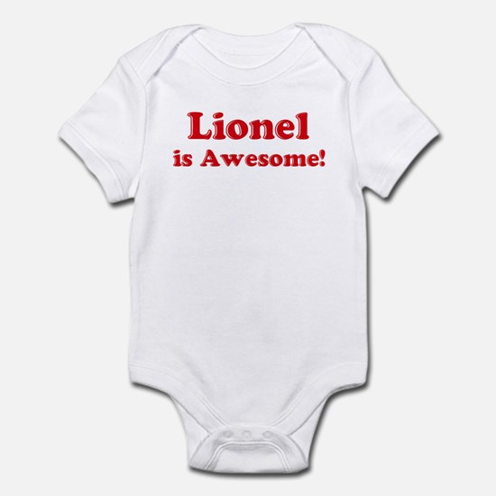 Lionel is Awesome Infant Bodysuit