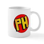 Princess Horror Logo Mugs