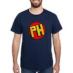 Princess Horror Logo Super Blue T-Shirt