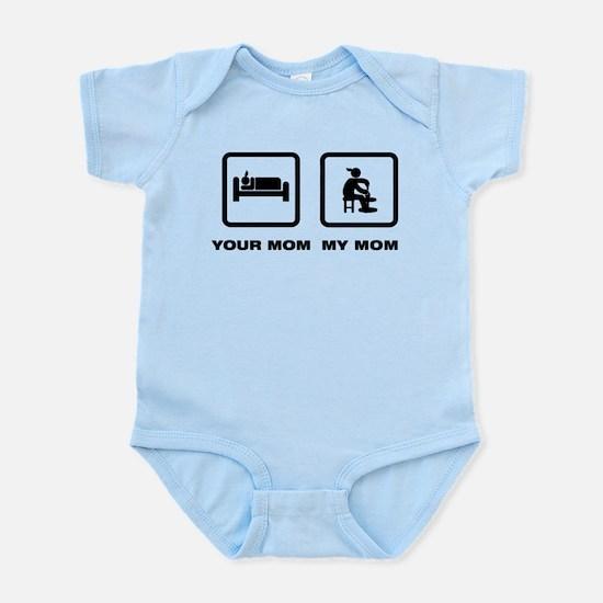 Pottery Infant Bodysuit