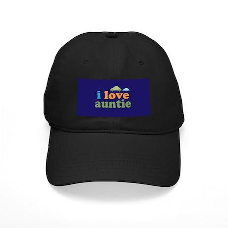 I Love Auntie Black Cap