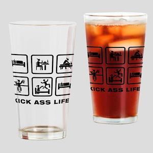 Massage Drinking Glass