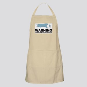 Blue BC Speed Logo Grooming Apron