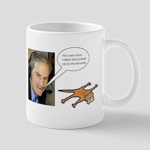 Blackhawks Dead Cat On The Kennedy Mug