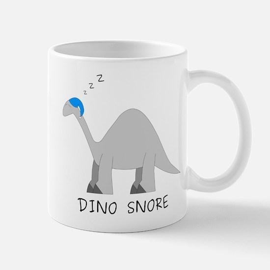 Dino Snore Mug