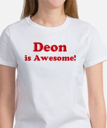 Deon is Awesome Women's T-Shirt