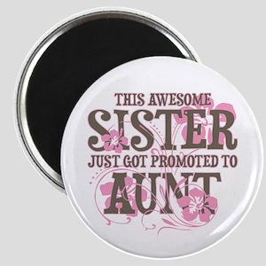 Promoted Aunt Magnet