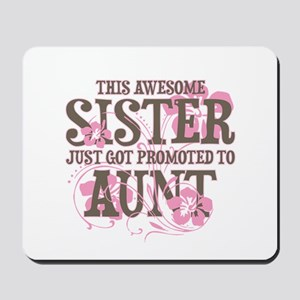 Promoted Aunt Mousepad