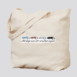 All Dogs Tote Bag