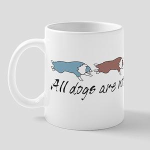 All Dogs Mug