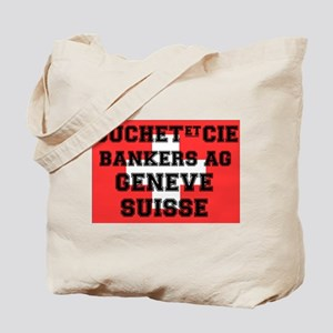 SUCHET ET CIE - SWISS BANKERS (SUCK IT AND SEE) To