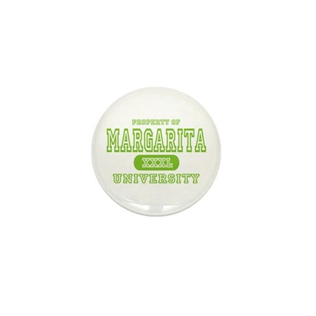 Margarita University Mini Button (10 pack)
