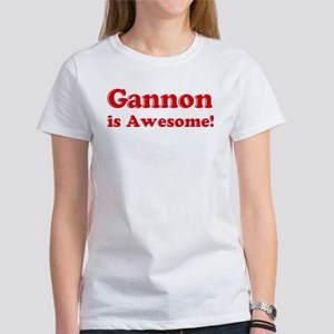Gannon is Awesome Women's T-Shirt