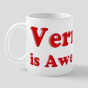 Vernon is Awesome Mug