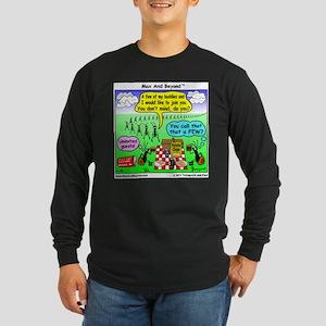 Ants at Picnic Long Sleeve T-Shirt