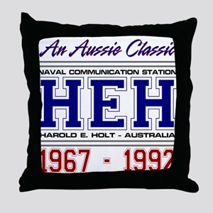 HEH Aussie Classic Throw Pillow