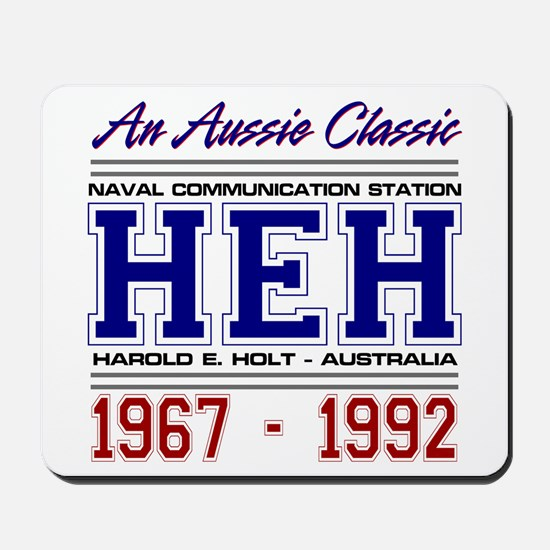 HEH Aussie Classic Mousepad