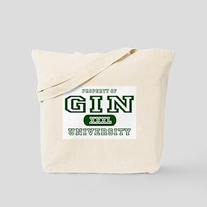 Gin University Tote Bag