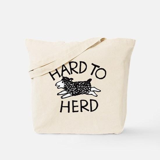Hard to Herd Lola Tote Bag