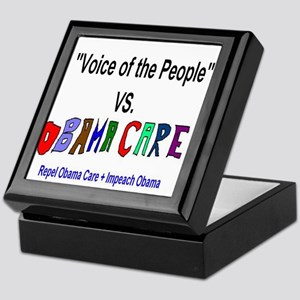 Obama Care Vs VOP Keepsake Box