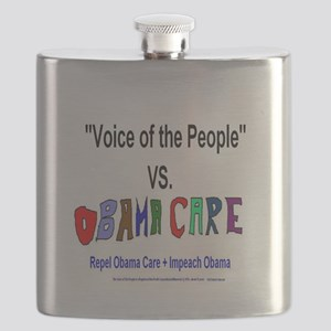 Obama Care Vs VOP Flask