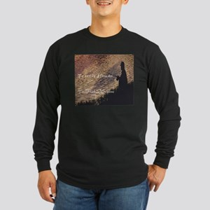 To err is human Long Sleeve T-Shirt