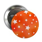 Orange and White Star Pattern 2.25