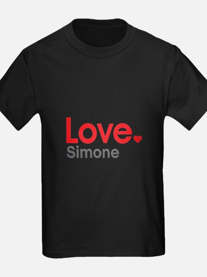 Love Simone T-Shirt