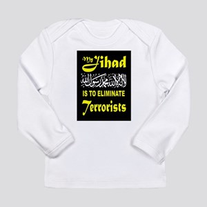MY JIHAD Long Sleeve T-Shirt