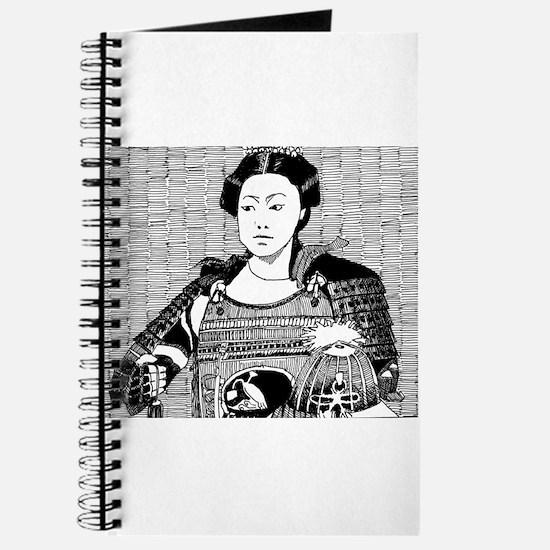lady samurai Journal