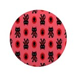 Red Cat Paw Pattern 3.5
