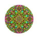 Yellow Mandala Pattern 3.5