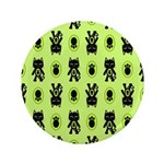 Green Cat Paw Pattern 3.5