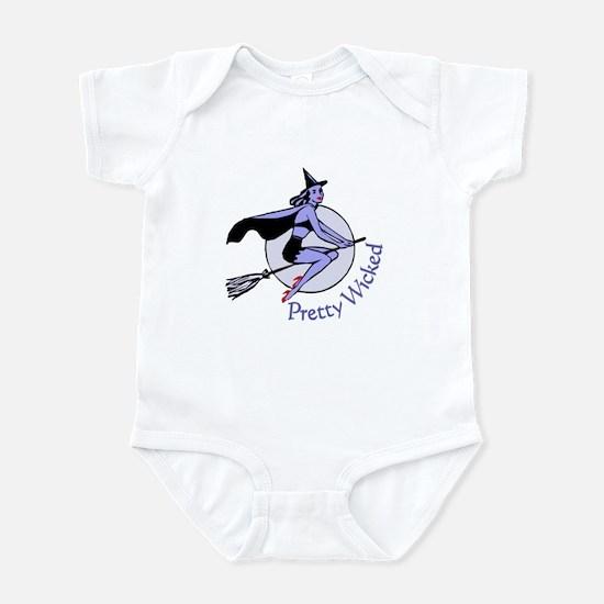 Pretty Wicked Infant Bodysuit