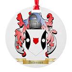Antonison Round Ornament