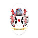 Antonison Oval Car Magnet