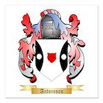 Antonison Square Car Magnet 3