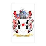 Antonison Sticker (Rectangle 50 pk)