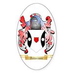 Antonison Sticker (Oval 10 pk)