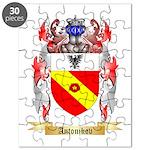Antonikov Puzzle