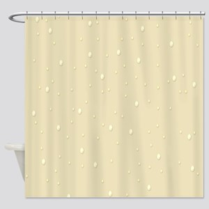 Pretty Raindrops Shower Curtain