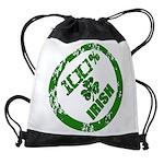 Irish Pride Drawstring Bag