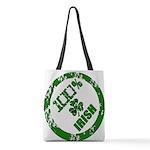 Irish Pride Polyester Tote Bag