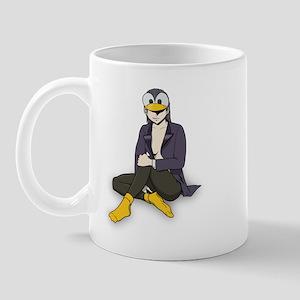 Kuro Tukusu - Black Tux Mug