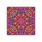 Pink Mandala Pattern Sticker