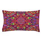 Pink Mandala Pattern Pillow Case