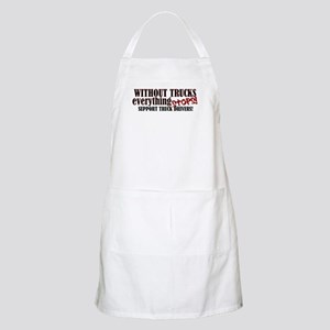 Trucker Support Apron